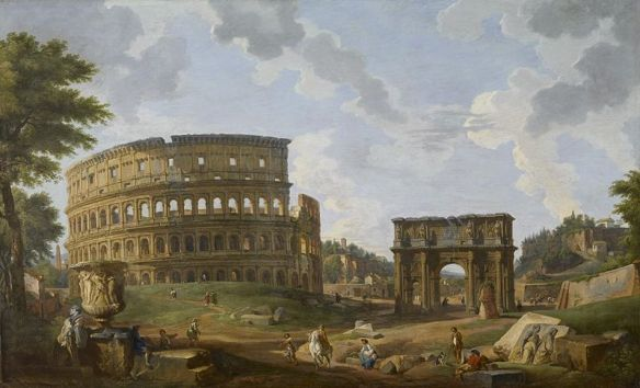 800px-Giovanni_Paolo_Panini_-_View_of_the_Colosseum_-_Walters_372367