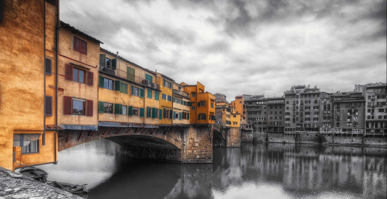 firenze-ponte-vecchio-fotografia-dal-lungarno-degli-acciaiuoli-nka.it-albano-nicola-mix-bn